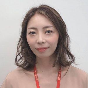 西川 明里 氏(日本オラクル株式会社)